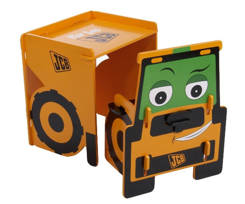 Kidsaw JCB Desk & Chair - Childrens Funky Furniture