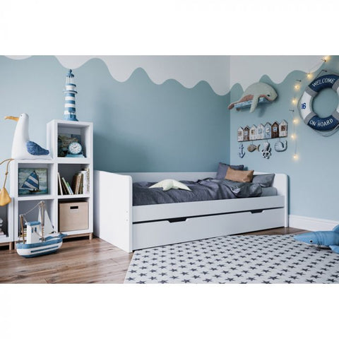 Kudl Kids Single Daybed with Trundle
