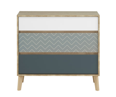 Gami Larvik 3 Drawer Chest