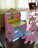 Fairy Learning Desk And Chair - Childrens Funky Furniture - 2