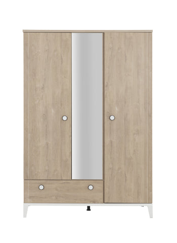 Galipette Marcel 3 Door Wardrobe