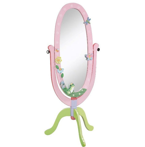 Magic Garden Standing Mirror - Childrens Funky Furniture - 1