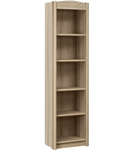 Gami Montana Grey Oak Half Bookcase - Childrens Funky Furniture