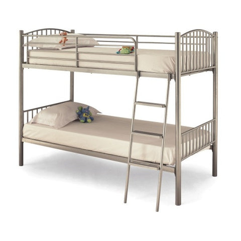 Oslo Metal Bunk Beds - Childrens Funky Furniture