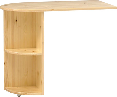 Steens for Kids Pull Out Desk in Natural Pine Lacquer
