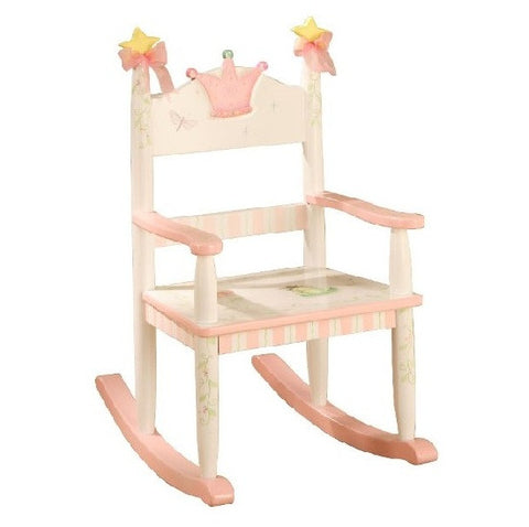 Princess and Frog Rocking Chair - Childrens Funky Furniture