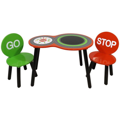 Kidsaw Racing Car Table and Chairs