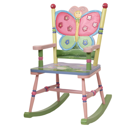 Magic Garden Rocking Chair - Childrens Funky Furniture - 1