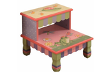 Magic Garden Step Stool - Childrens Funky Furniture - 3