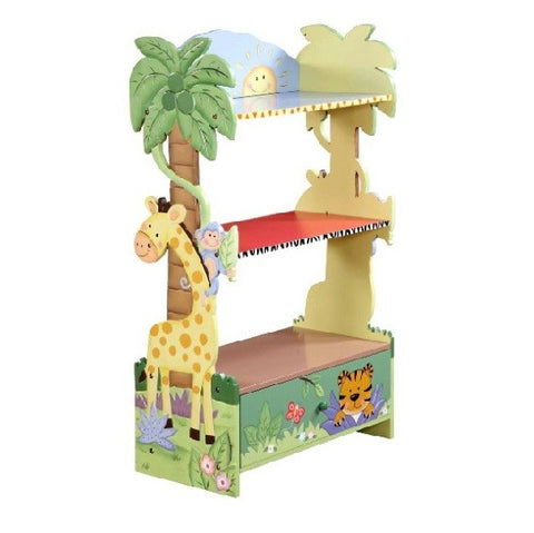 Sunny Safari Bookcase - Childrens Funky Furniture