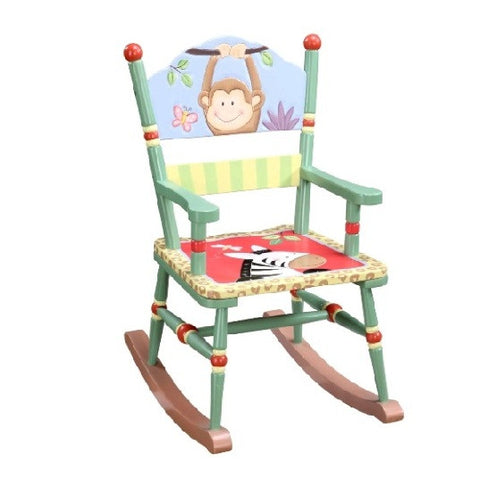 Sunny Safari Rocking Chair - Childrens Funky Furniture
