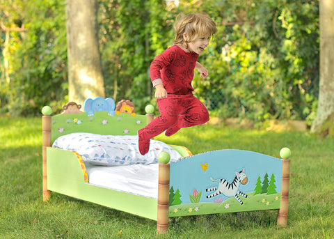 Sunny Safari Junior Bed - Childrens Funky Furniture