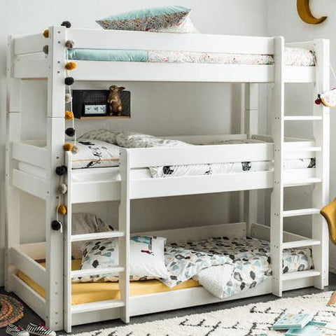 Flair Beds Scandinavia Triple Bunk Bed