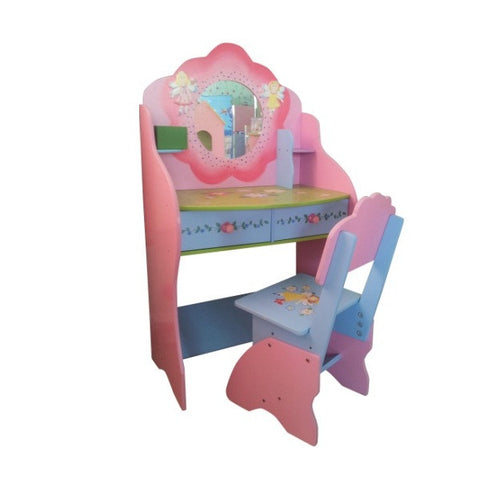 Fairy Dressing Table And Chair - Childrens Funky Furniture