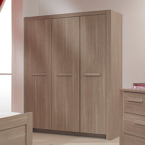 Gami Hangun 3 Door Wardrobe - Childrens Funky Furniture - 1