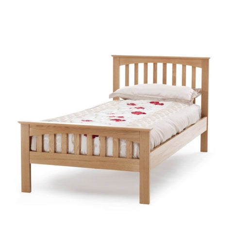 Windsor Oak Single Bed - Childrens Funky Furniture