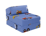 Z Bed Kids Bed - Childrens Funky Furniture - 3