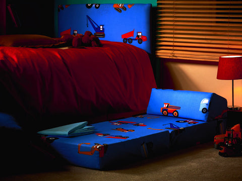 Z Bed Kids Bed - Childrens Funky Furniture - 1