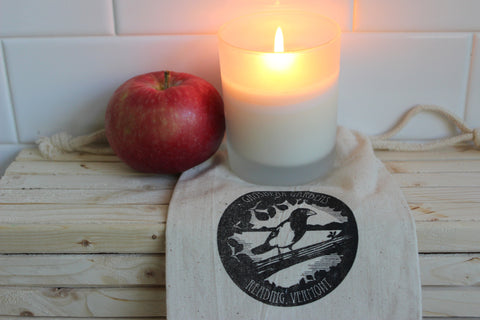 Macintosh Hand-Poured Soy Wax Candle