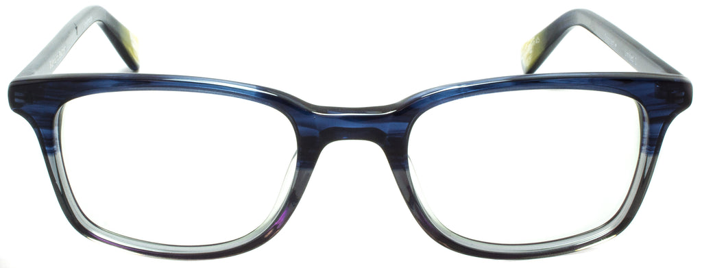 Edward Beiner Collection-Dogbert-999-Limited C - Grey / Blue Handmade in Germany by designer sunglasses brand Edward Beiner, available exclusively at Edward Beiner Boutiques.