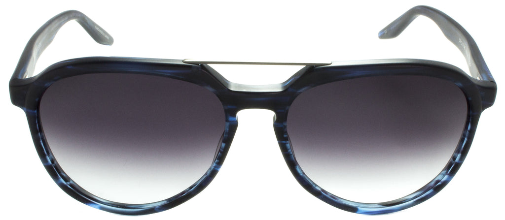 Bulger-MMI/SMO-Matte Blue Gradient Gray by eyewear designer Barton Perreira available at Edward Beiner Boutiques