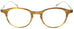 Dita-Ash-DRX2073-B-Amber Eyeglasses at Edward Beiner Boutiques