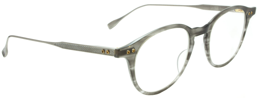 ASH eyeglasses by Dita, available at Edward Beiner Boutiques
