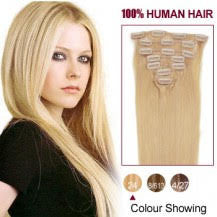 Extensions - Light Blonde