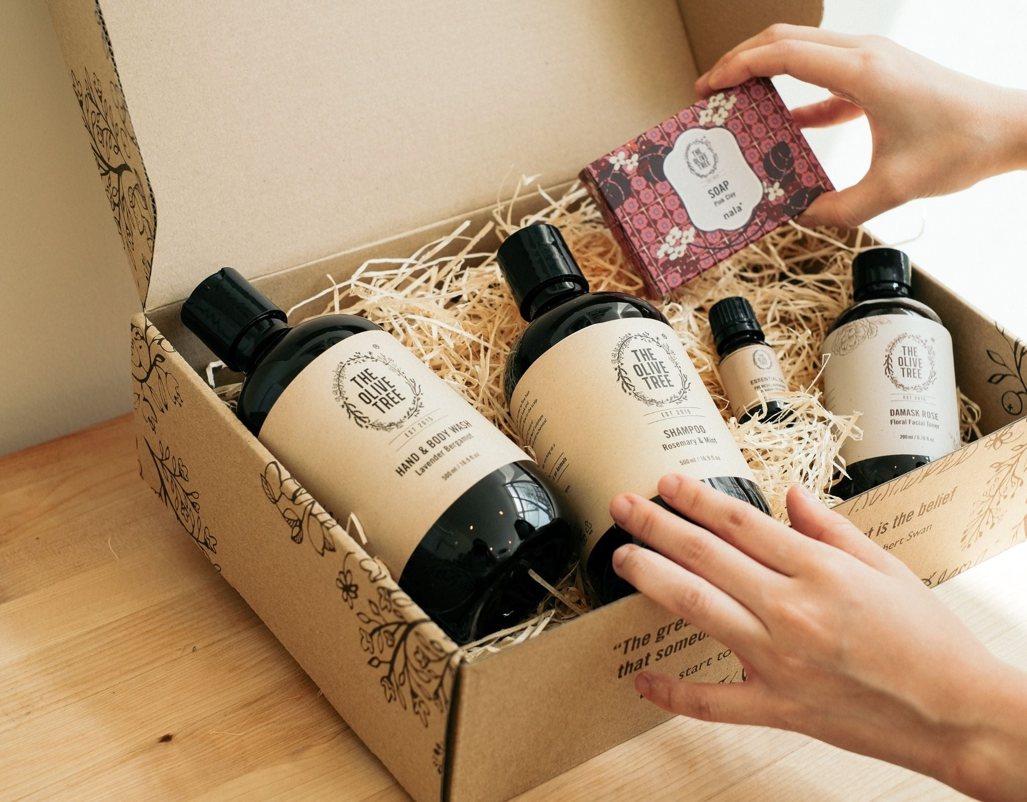The Olive Tree Subscription Box