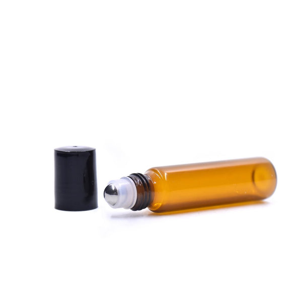10ml empty roller roll on bottle for essential oil blend