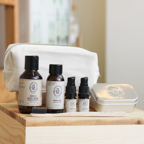 The Olive Tree Self-Care Set