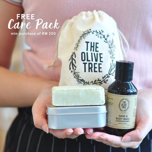 The Olive Tree Care Pack