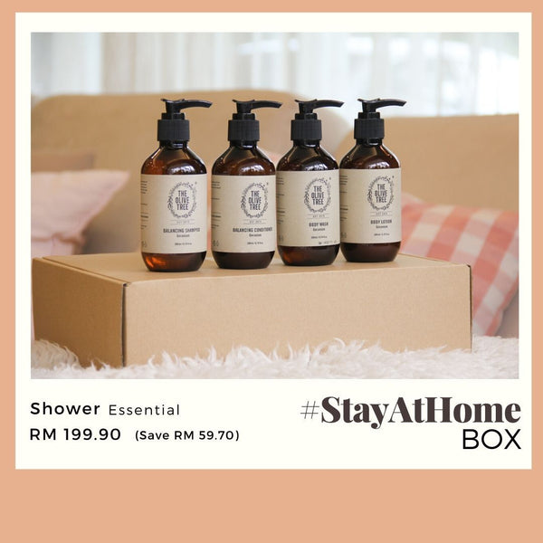 #stayathome box balancing geranium natural shampoo for oily scalp dry frizzy hair
