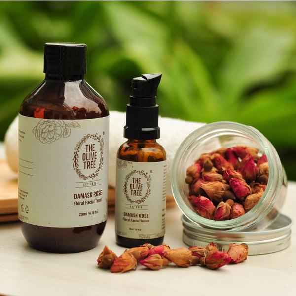#OliveTreeBox: Facial Care Box