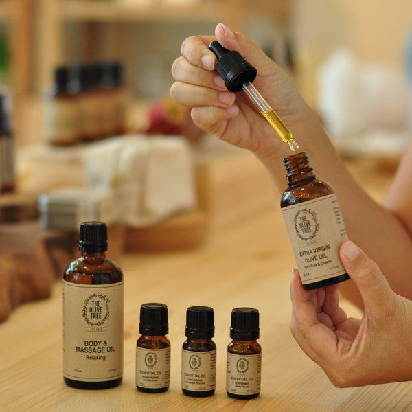 aromatherapy workshop for beginners