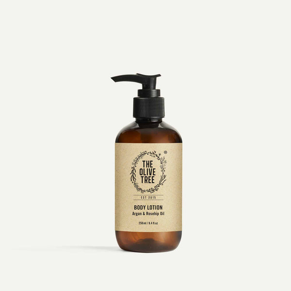 Argan and Rosehip Oil Body Lotion