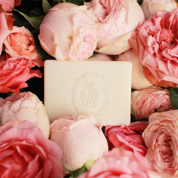 damask rose floral facial bar enriched with shea butter avocado oil jojoba oil