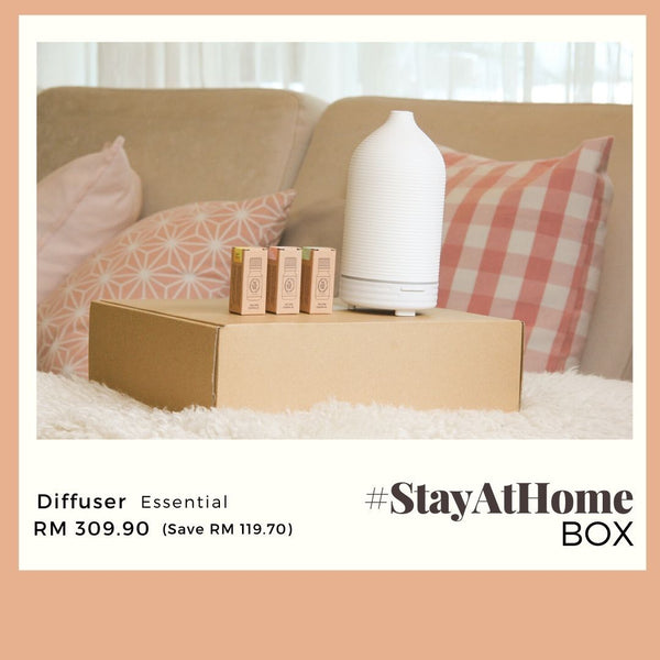 Diffuser Essential Set