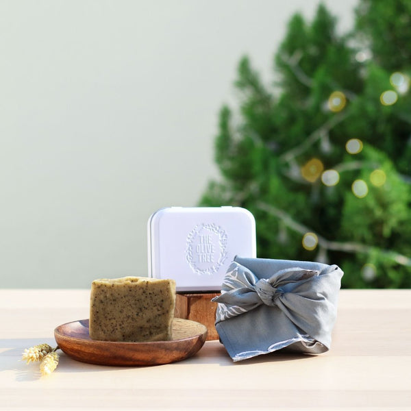 Christmas 2019 Handmade Soap & Travel Tin Gift Set - For Him