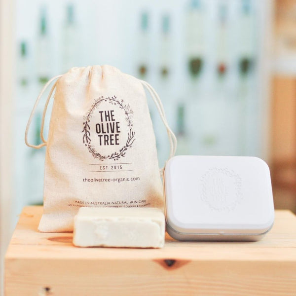 The Olive Tree Take Me Out Hand Soap Set