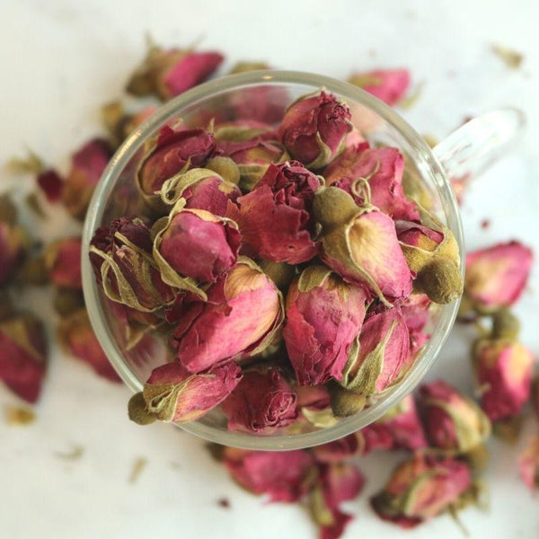 Purple Cane's Rose Herbal Tea