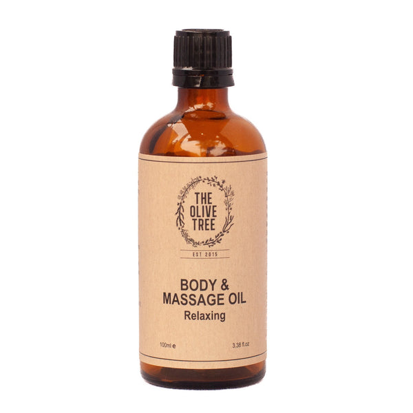 natural relaxing body massage oil certified organic olive oil