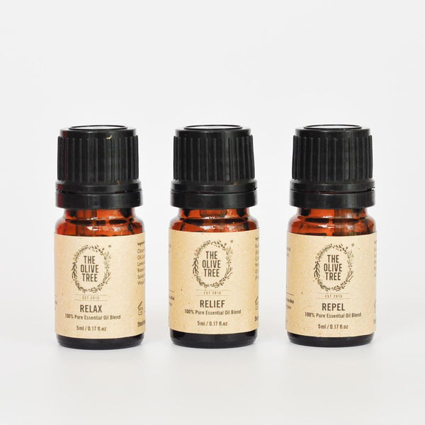 Essential EO Blend Gift Set