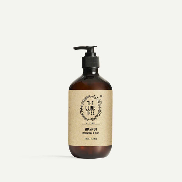 natural rosemary mint shampoo made in australia sulphates free paraben free