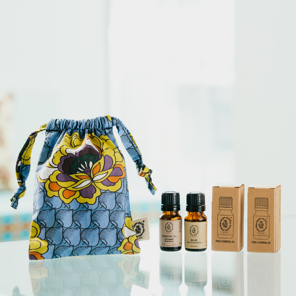 Nala Collab: Breathe Easy Essential Oil Gift Set (Pre-order)