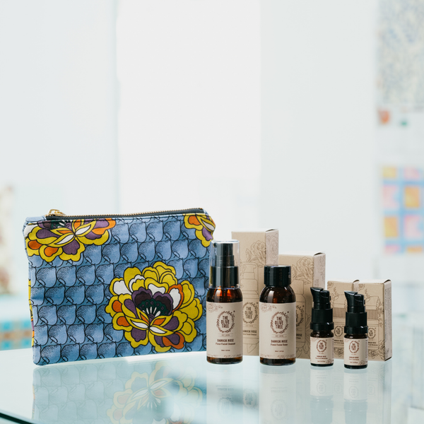 Nala Collab : Facial Travel Gift Set