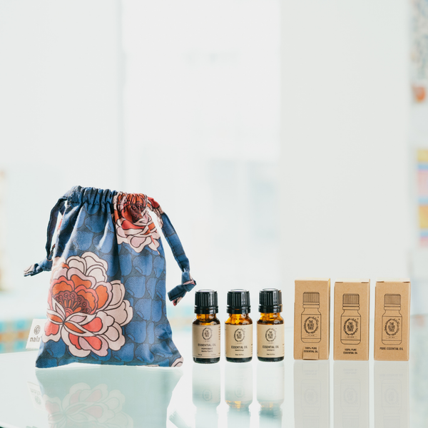 Nala Collab: Signature Essential Oil Gift Set