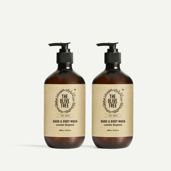 Hand & Body Wash Set (500ml)