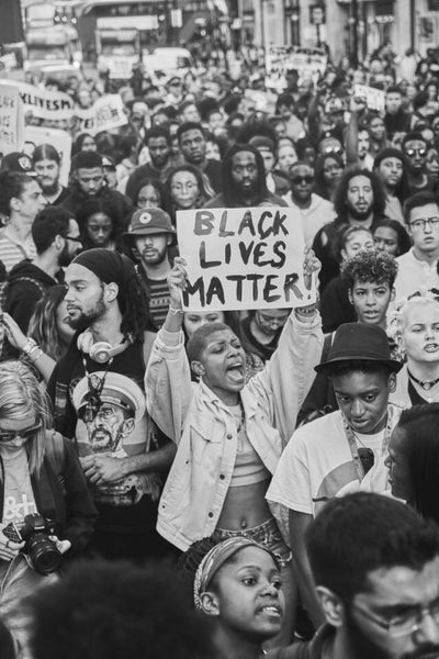Black Lives Matter – Taking it Further