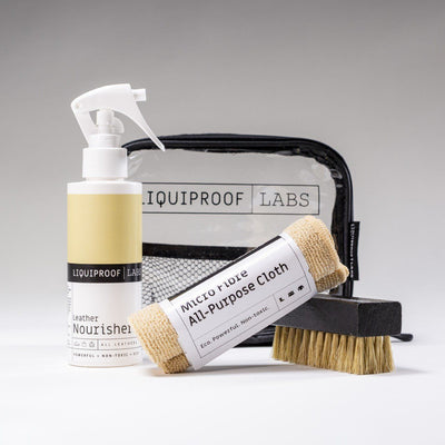 Liquiproof LABS Leather Kit 125ML + Travel Bag